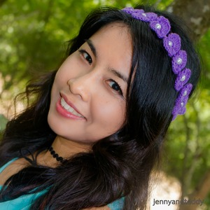 Cute Scallop Shell Bead Headband