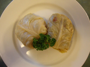Grandma Meme's Stuffed Cabbage