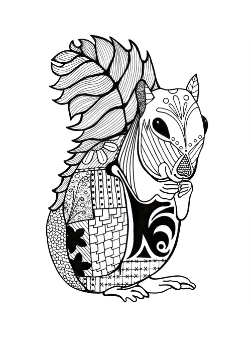 37 Printable Animal Coloring Pages Pdf Downloads Favecrafts Com
