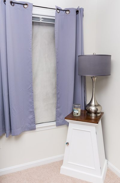 Insulated DIY Blackout Shades
