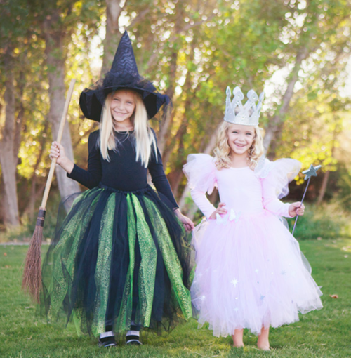 Wicked Good Wizard of Oz Costumes