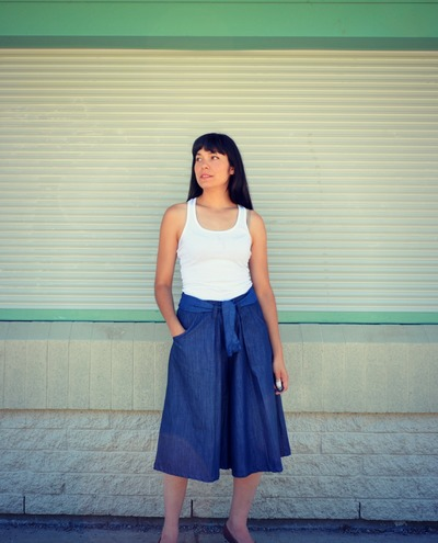 The Wallace Culottes Pattern