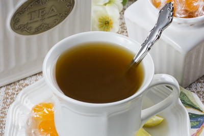 Zesty Butterscotch Tea