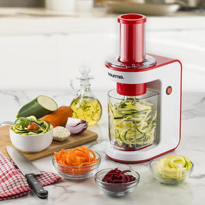 Gourmia Curly Q Electric Spiralizer Giveaway