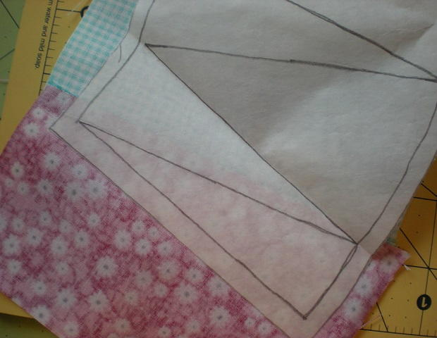 Freezer Paper Piecing Favequilts Com
