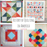 A Brief History of Quilting in America