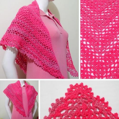 Paz Prayer Shawl