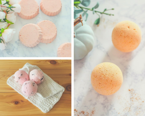 How to a Host a Fizzlin DIY Bath Bomb Party