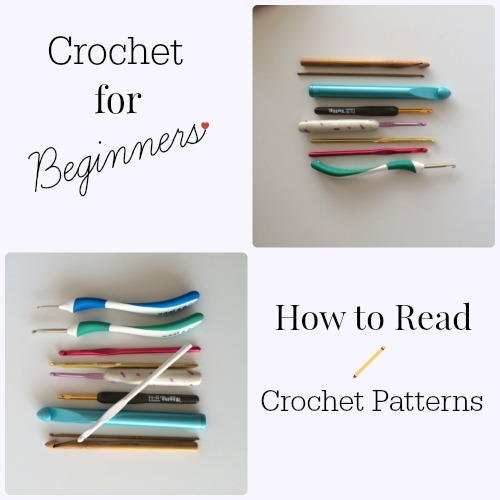 Crochet for Beginners How to Read Crochet Patterns