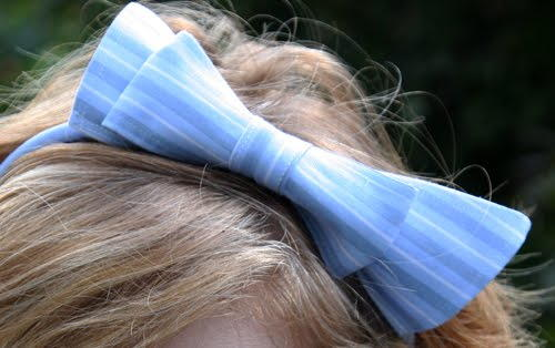 Gossip Girl Inspired DIY Headband