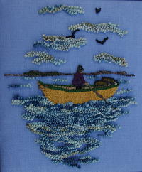 Dory Stories Hooked Rug Show