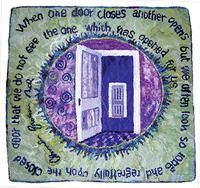 Doors and Windows, Open and Closed