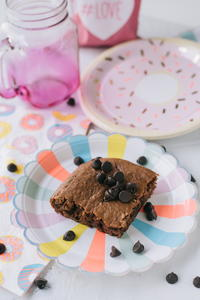4-Ingredient Chocolate Pudding Dump Cake