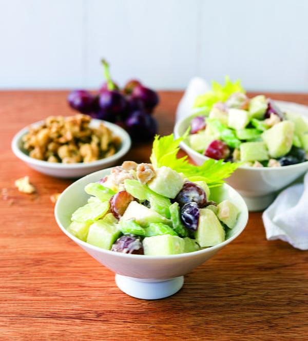 Waldorf Salad Recipe For Large Group
