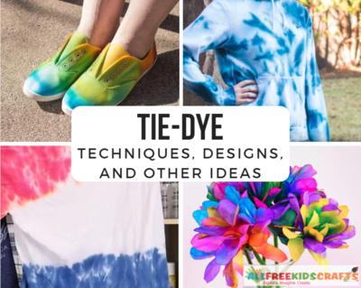 3c11b68ff954 How to Tie Dye  34 Tie Dye Techniques