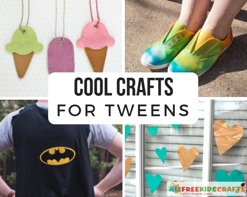 cool craft ideas for tweens cool crafts for tweens 150 tween crafts for middle 6078