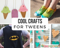 Cool Crafts for Tweens: 150+ Tween Crafts for Middle School Kids