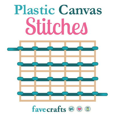 Plastic Canvas Stitches