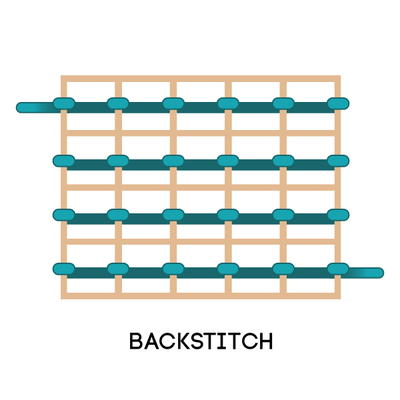 Backstitch