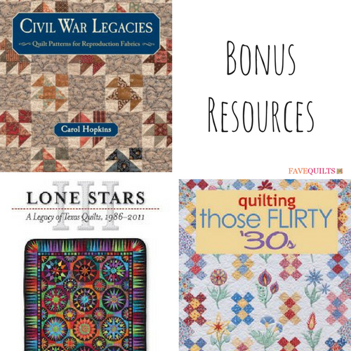 Bonus Resources