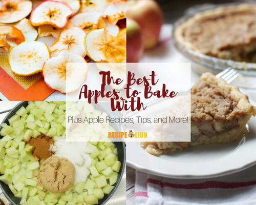 The Best Apples to Bake With