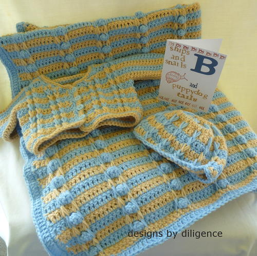 Minnesota Layette Sweater