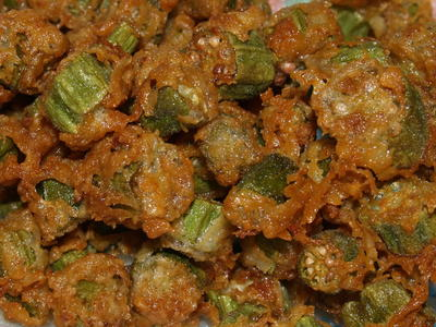 Classic Southern Fried Okra