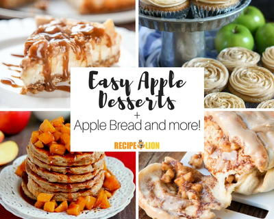 Apple Dessert Recipes  Recipes for Apple Bread