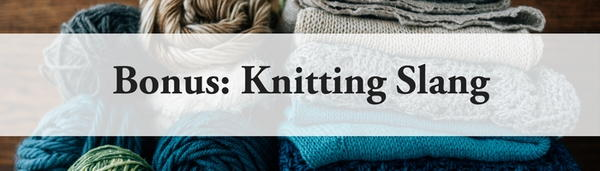 Knitting Terminology Yo : Knitting terms explained allfreeknitting