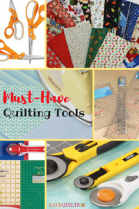 13 Must-Have Quilting Tools
