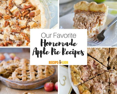 Homemade Apple Pie Recipes