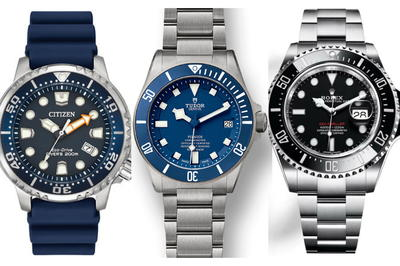 15 of the Best Dive Watches