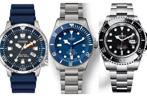 15 Of The Best Dive Watches A Watch For Every Budget