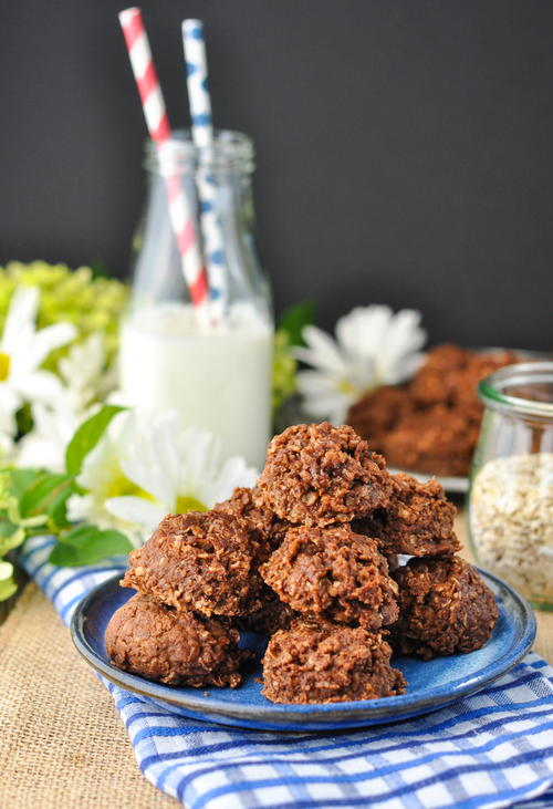 Amish No-Bake Cookies
