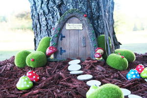 Simple DIY Fairy Garden