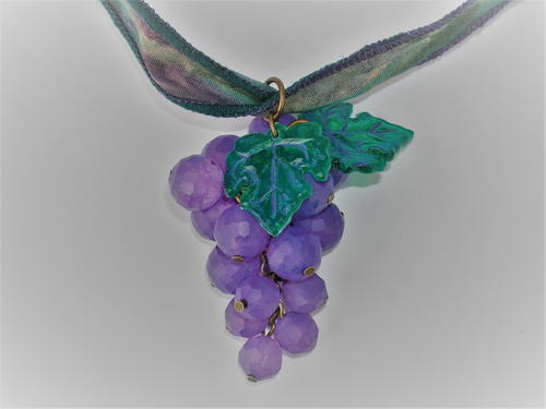 Grape Cluster Pendant