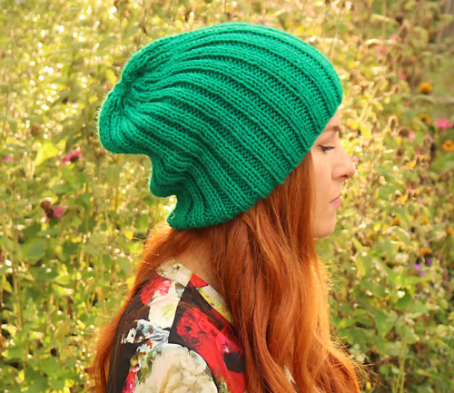 Wear With Everything Slouch Hat Pattern