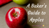 A Baker's Guide to Apples