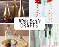20 Things to Make with Wine Bottles