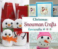 74 Christmas Snowman Crafts for Adults