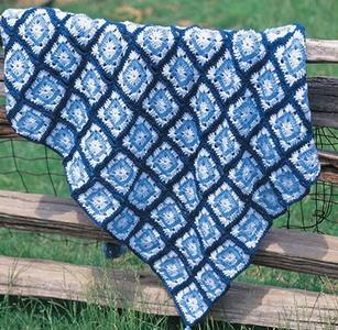 36 Colorful Crochet Afghan Patterns | FaveCrafts com