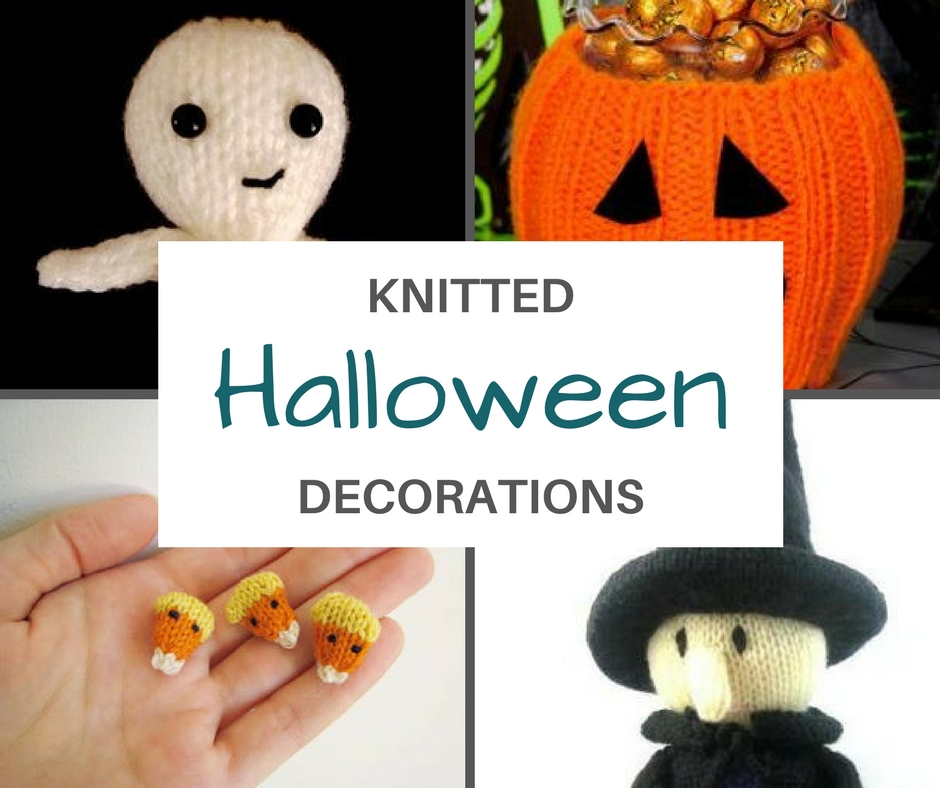 besides being thrifty knitting for halloween is also incredibly fun within 10 knit halloween decorations youll find a pattern
