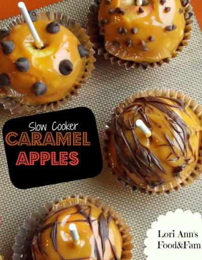 Three-Ingredient-Autumn-Caramel-Apples