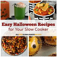 20 Easy Halloween Recipes For Your Slow Cooker