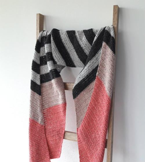 Double Salt Shawl