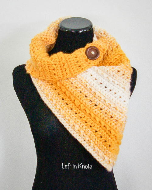Winter Rays Scarf