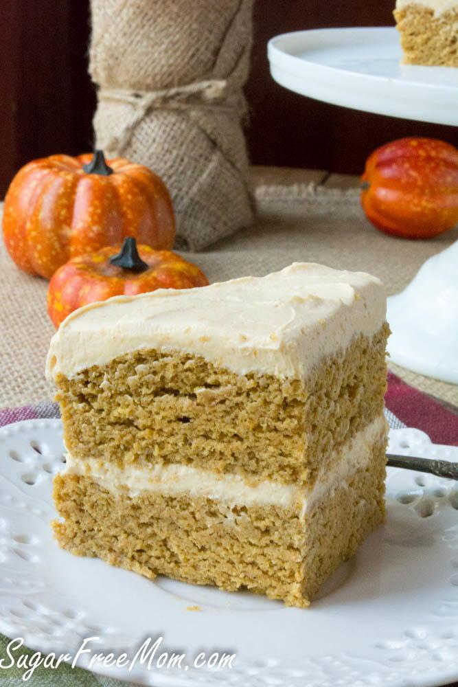 Low-Carb Pumpkin Spice and Maple Cream Mug Cake ...