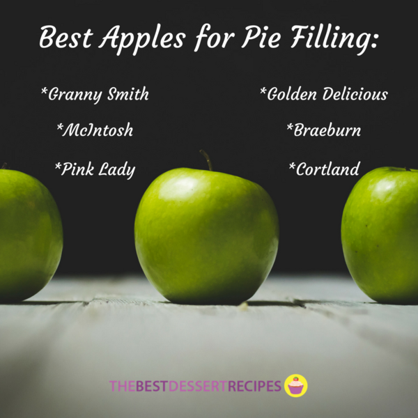 How to Select the Best Apples for Your Pie Filling