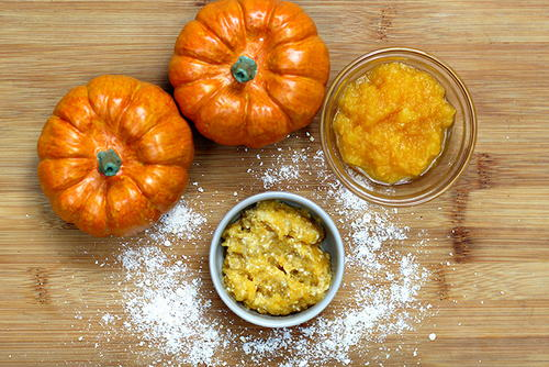 Pumpkin Oatmeal Face Mask Recipe