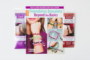 Make and Share Bracelet Kits Giveaway